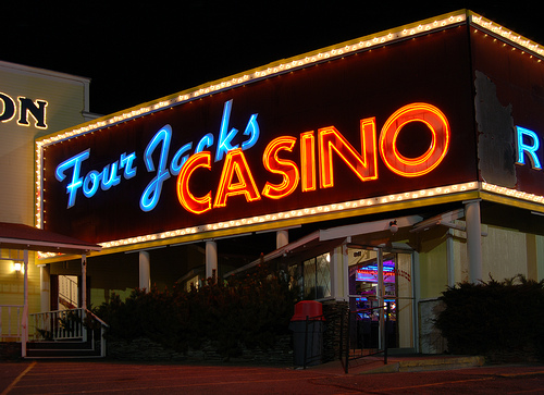 Four Jacks Casino by Roadsidepictures